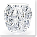 Lalique Tourbillons Small Vase, Clear
