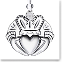 Waterford 2020 Claddagh Ornament