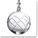 Waterford 2020 Olann Ball Ornament
