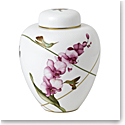 Wedgwood Hummingbird Lidded Vase 5.9""