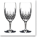 Waterford Crystal Lismore Nouveau Ice Beverage Pair