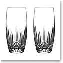 Waterford Crystal Lismore Nouveau Beer Glass Pair