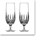 Waterford Crystal Lismore Nouveau Hurricane Cocktail Pair