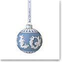 Wedgwood 2021 Love Bauble Ornament
