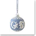 Wedgwood 2021 Noel Bauble Ornament