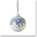 Wedgwood 2021 Nativity Bauble Ornament