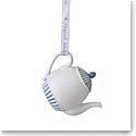 Wedgwood 2021 Figural Iconic Teapot Ornament