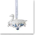 Wedgwood 2021 Annual Six Geese A Laying Ornament