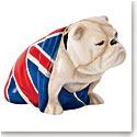 "Royal Doulton Jack the Bulldog from James Bond ""No Time to Die"" Movie, DD 007 B"