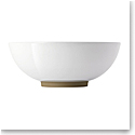 Royal Doulton Barber and Osgerby Olio White Serving Bowl 10""
