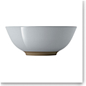 Royal Doulton Barber and Osgerby Olio Celadon Blue Cereal Bowl 6""