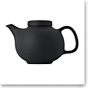 Royal Doulton Barber and Osgerby Olio Black Teapot