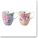 Royal Albert Miranda Kerr Friendship Mug Hope and Tranquility Pair