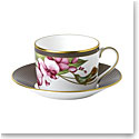 Wedgwood Hummingbird Teacup and Saucer Set