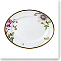"Wedgwood Hummingbird Oval Platter 13.75"""