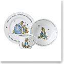 Wedgwood Peter Rabbit 3pc Set