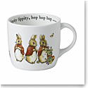 Wedgwood Flopsy Mopsy and Cottontail Mug