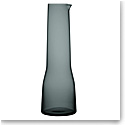 Iittala Essence Decanter 1.2 Qt Dark Grey