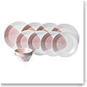 Royal Doulton Signature 1815, 12 Piece Set Pink