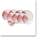 Royal Doulton Signature 1815, 12 Piece Set Coral