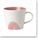 Royal Doulton Signature 1815, Mug Coral, Single