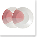 Royal Doulton Signature 1815, Tapas Plate 6.3'' Pair Coral