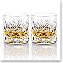 Waterford Crystal Huntley OF Straight Sided Tumblers, Pair