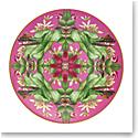Wedgwood Wonderlust Pink Lotus Plate Coupe 7.8