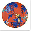 Wedgwood Wonderlust Golden Parrot Plate Coupe 7.8