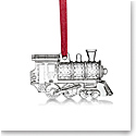 Waterford Crystal 2020 Train Ornament