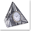 Waterford Crystal Times Square Star of Hope Desk Clock