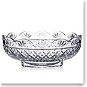 "Waterford Crystal Irish Treasures Oval 11"" Bowl"
