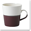 Royal Doulton Coffee Studio Grande Mug Plum, Single