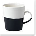 Royal Doulton Coffee Studio Grande Mug Navy, Single