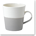 Royal Doulton Coffee Studio Grande Mug Grey, Single