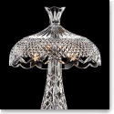 "Waterford Crystal, Achill 23"" Crystal Lamp"