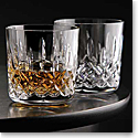 Waterford Lismore 9oz. Old Fashion Tumbler, Set of Four