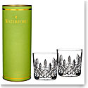 Waterford Crystal, Giftology Lismore 8oz. Old Fashion Tumbler, Pair