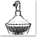 Waterford Crystal Irish Dogs Madra Decanter Beagle, Clear