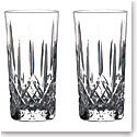 Waterford Crystal Gin Journeys Lismore Hiball Glasses, Pair