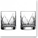 Waterford Crystal Short Stories Olann DOF Pair