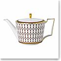 Wedgwood Renaissance Red Teapot
