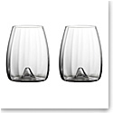 Waterford Elegance Optic Stemless Wine Pair