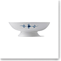 Royal Copenhagen Blue Fluted Plain Footed Bowl 6.75""