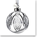 Waterford Crystal Times Square 2022 Gift of Wisdom Ball Dated Ornament