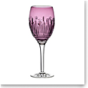 Waterford Crystal 2021 Winter Wonders Midnight Frost Wine Lilac, Single