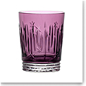 Waterford Crystal 2021 Winter Wonders Midnight Frost DOF Lilac, Single