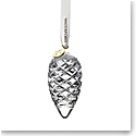Waterford Crystal 2021 Pine Cone Ornament