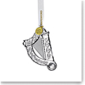 Waterford Crystal 2021 Harp Ornament