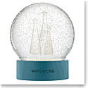 Waterford Crystal 2021 Lismore Christmas Snow Globe